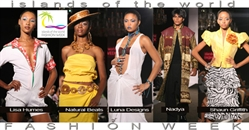 Runway News Review Islands of the World Fashion Week 2008