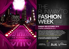 "IWFW local designer competition: ""Runway to Fashion Week"""